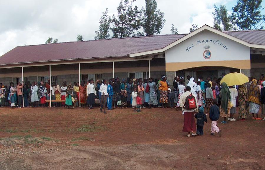 casa di accoglienza kenya
