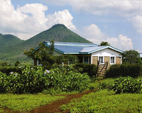 Casa per bambini orfani in kenya