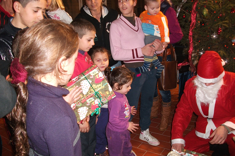 Scambio dei regali Afragola