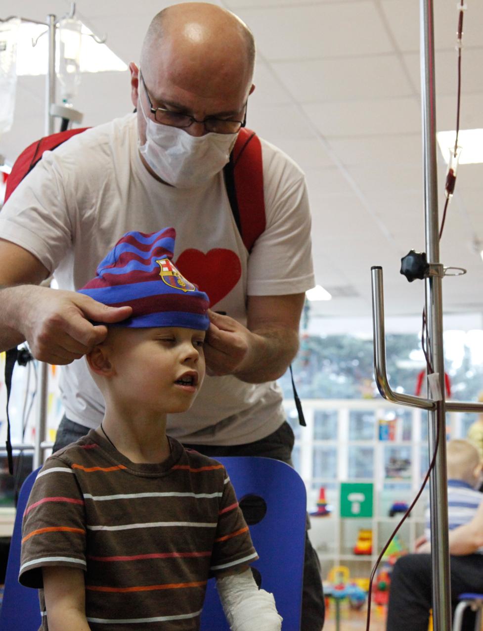 bambino ospedale san pietroburgo