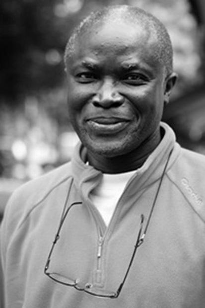 Padre in Senegal