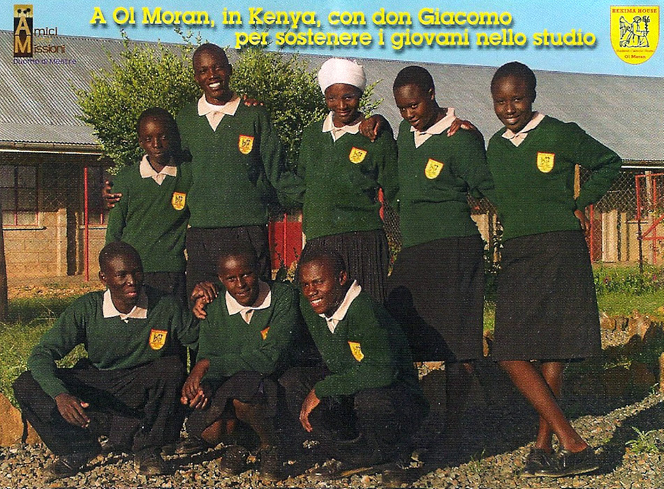Progetto bdm studio in kenya