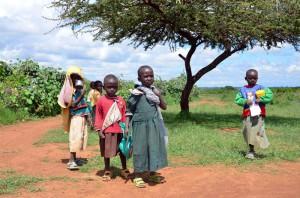 bambini-kenya