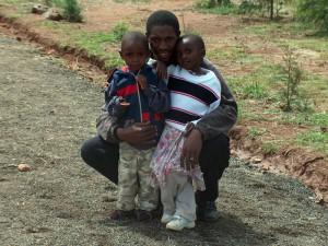 padre-figli-kenya