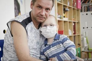 padre-figlio-oncologia